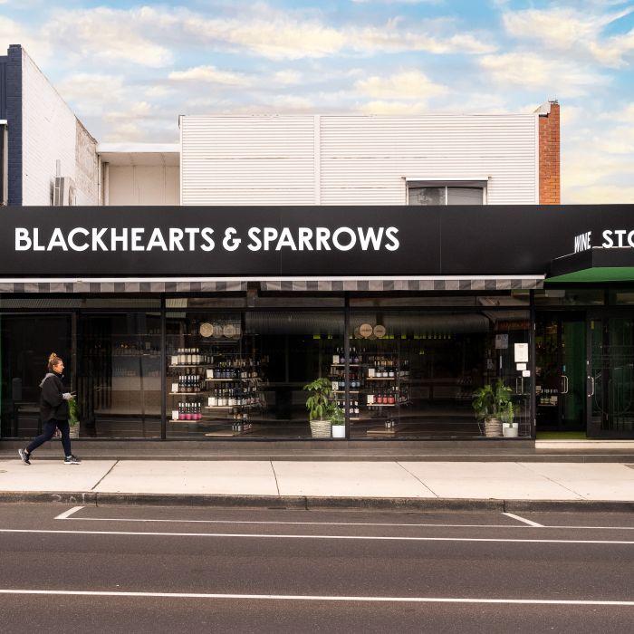040 BlackHearts Newtown