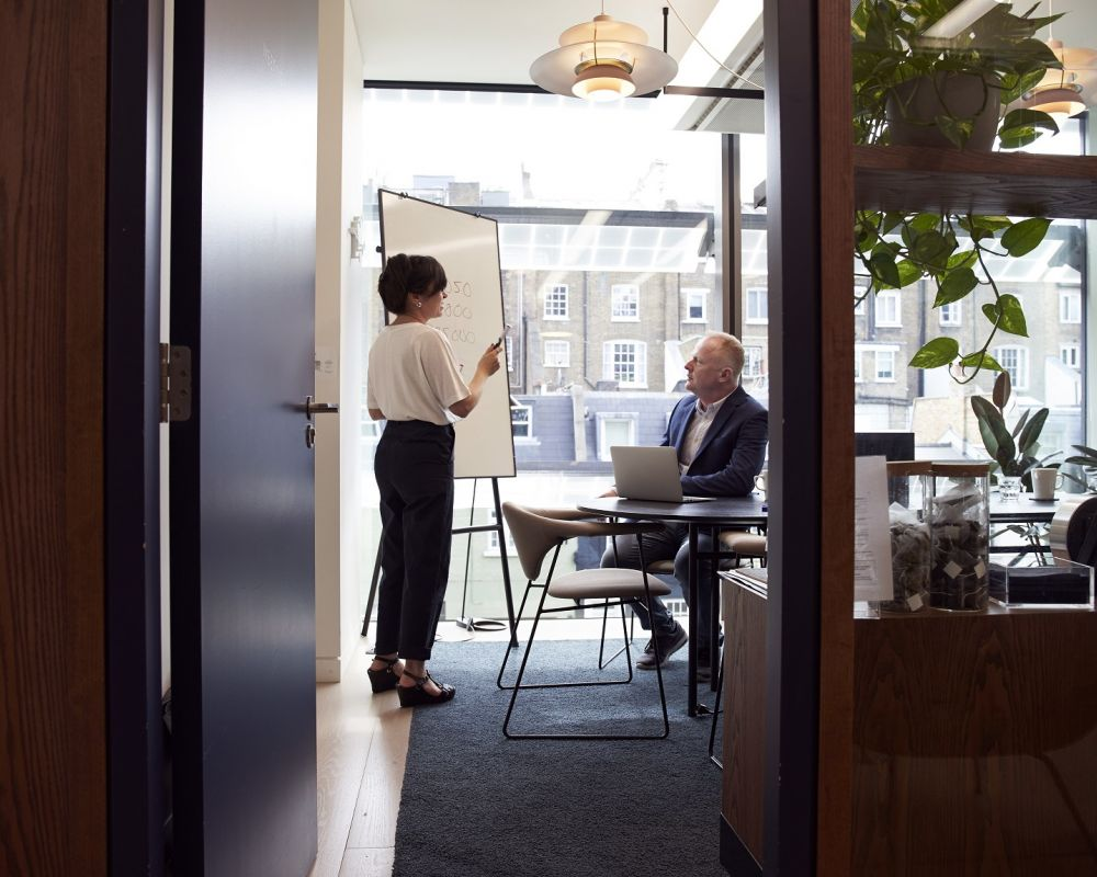 4 Reasons to Add Greenery to Your Office 2