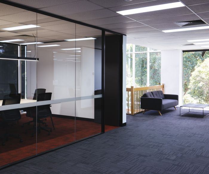 APS Industrial Office Fitout 13