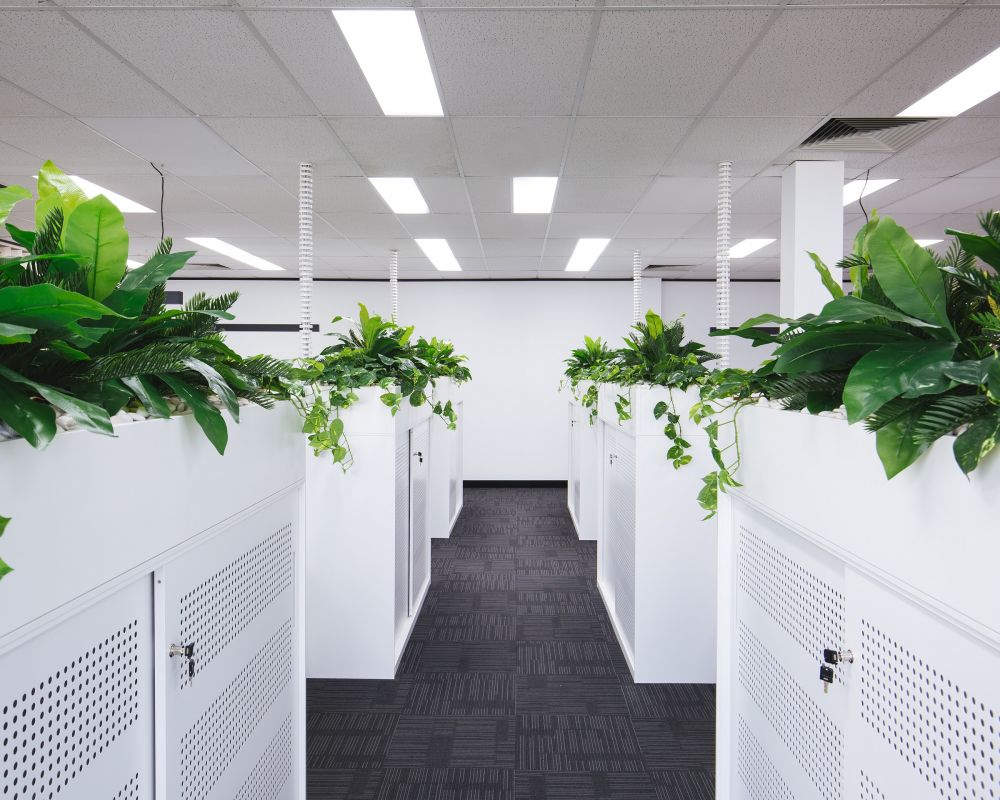APS Industrial Office Fitout 1