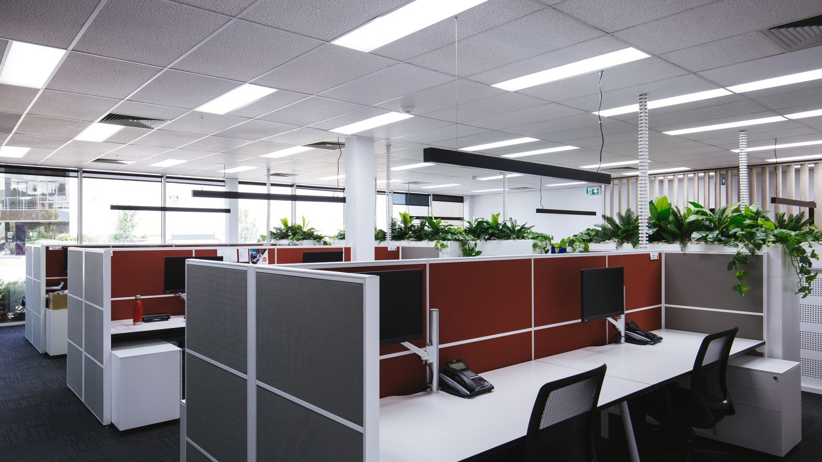 APS Industrial Office Fitout 2