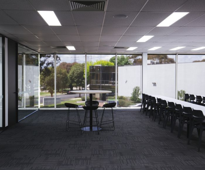 APS Industrial Office Fitout 9