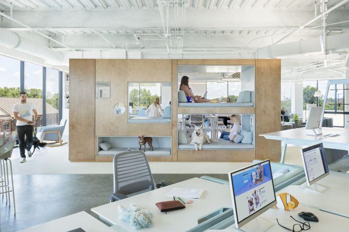 BARK by NBBJ Office Design v2