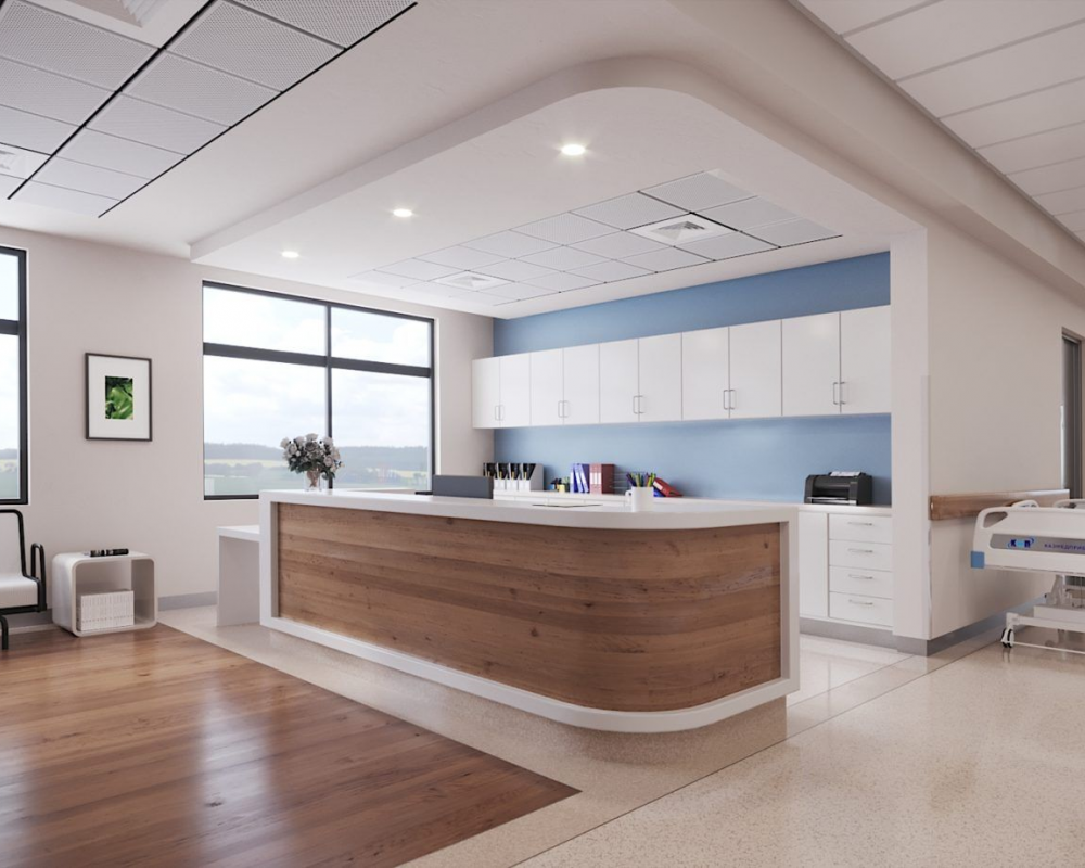 Creating a Comfrotbale Medical Space for Your Patients 1