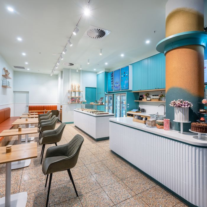 Cupcake Central Cafe Fitout 13