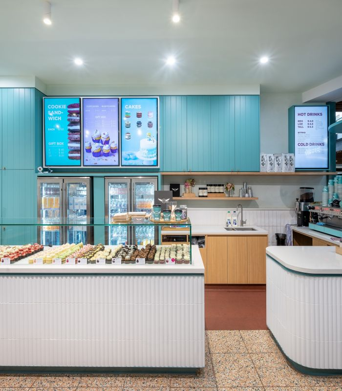 Cupcake Central Cafe Fitout 18