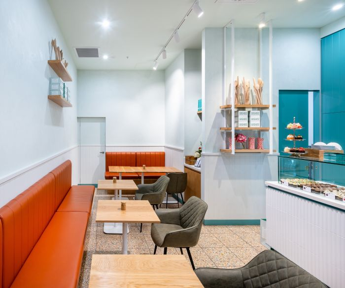 Cupcake Central Cafe Fitout 19