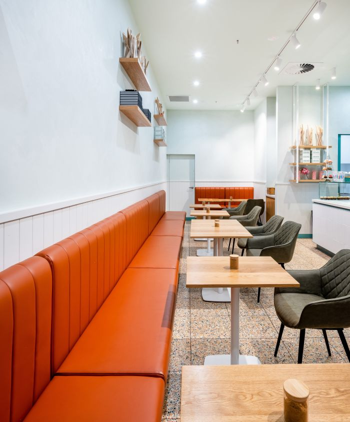 Cupcake Central Cafe Fitout 1