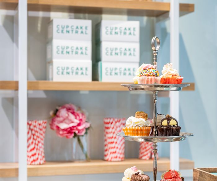 Cupcake Central Cafe Fitout 7