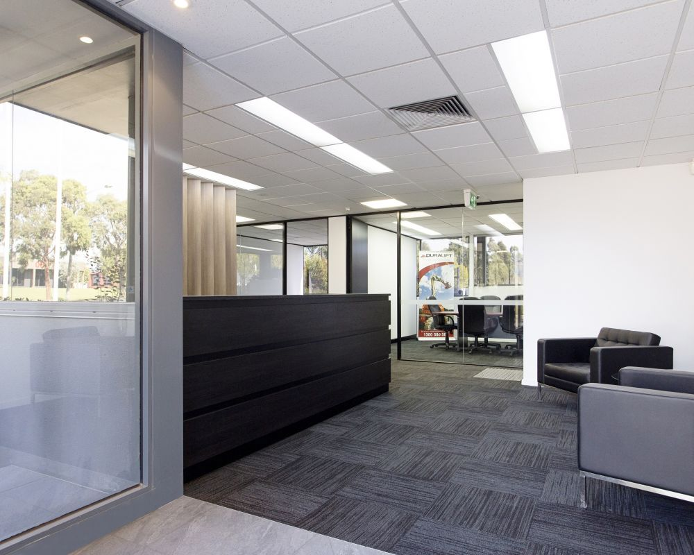 Duralift Office Fitout 11