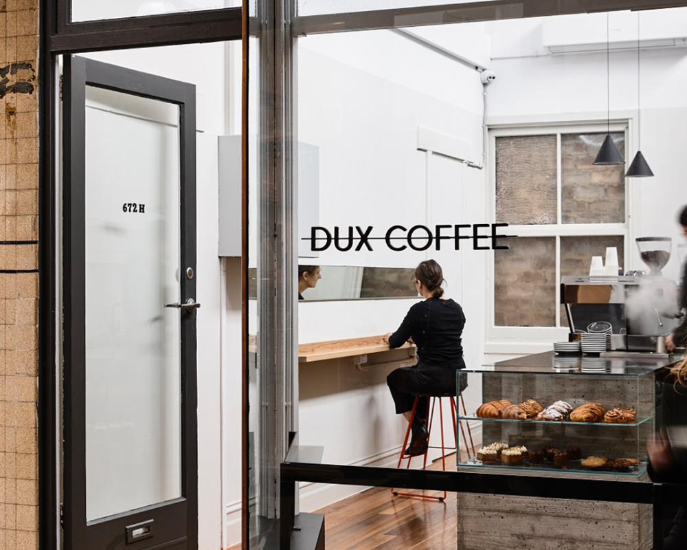 Dux Coffee Insta