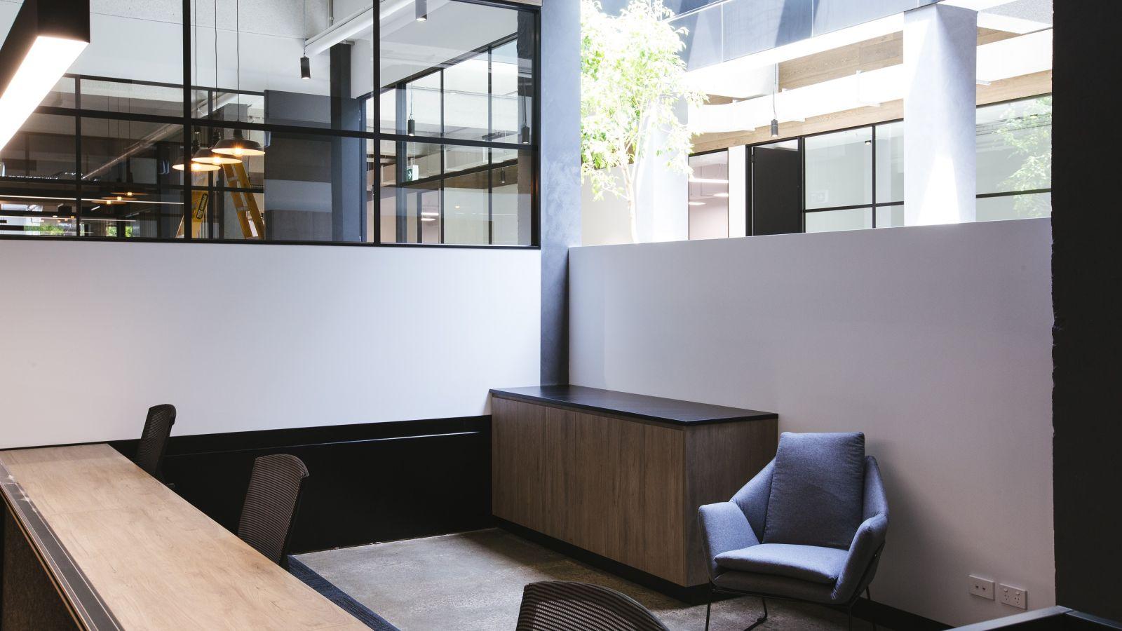 Geelong Advisor Office Fitout 1