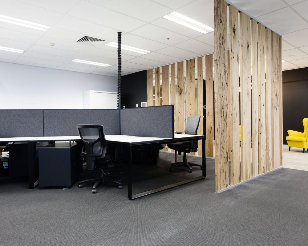 Go Healthy Office Fitout 4