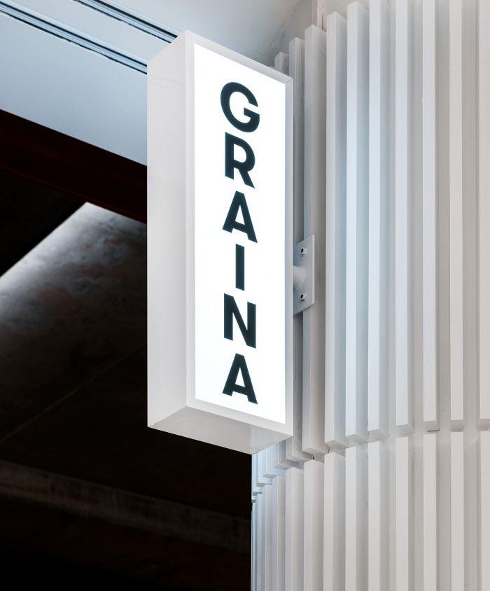 Graina Sign