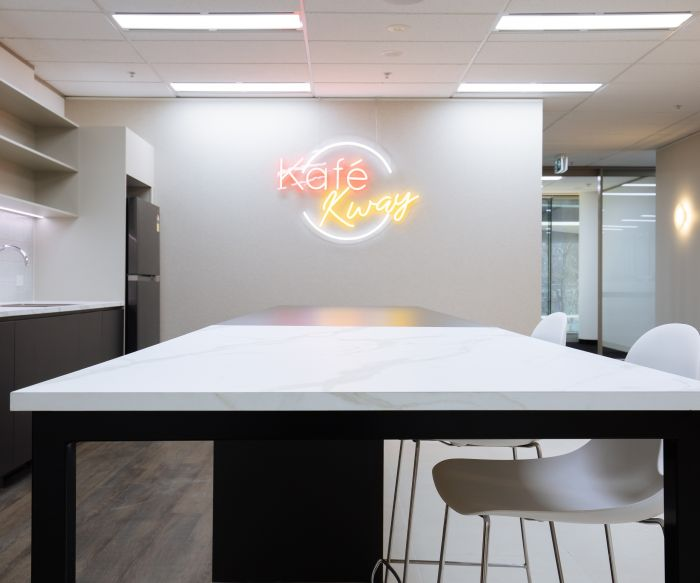 Kalus Kenny Interlex Office Fitout 9