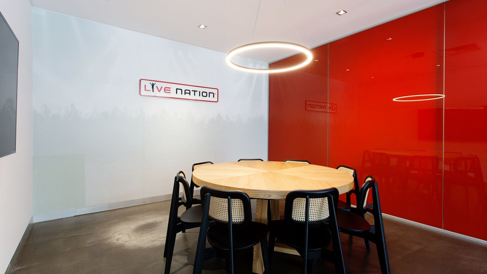Live Nation Office Fitout 14
