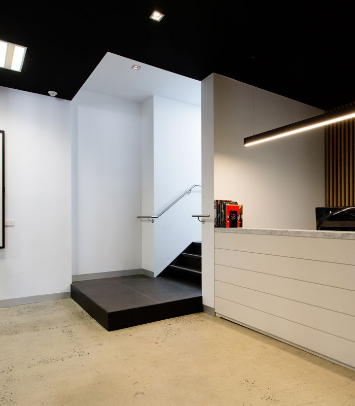 Live Nation Office Fitout 16