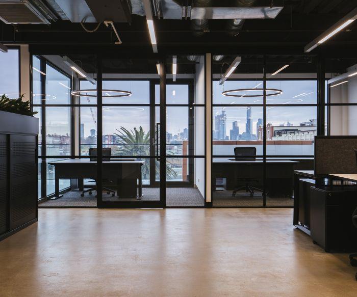 Loft Quarries Office Fitout 2