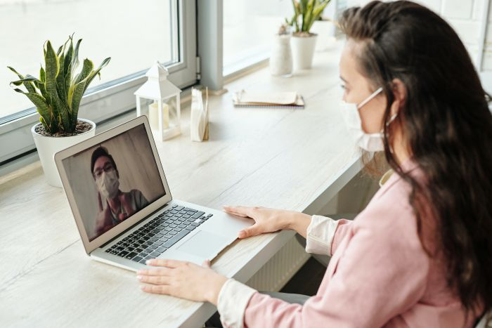 Managing and Enhancing Productivity Whilst Working from Home 1 v3