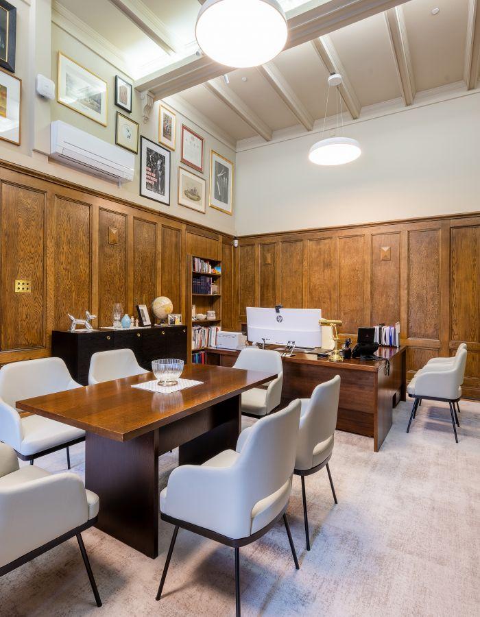 Melbourne Girls Grammar Boardroom + Principles Office 5 v2