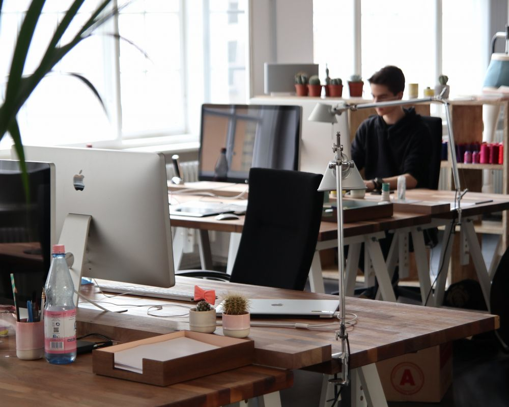 Modern Office 4 Blog How an Office Fitout Will Boost Your Productivity v4
