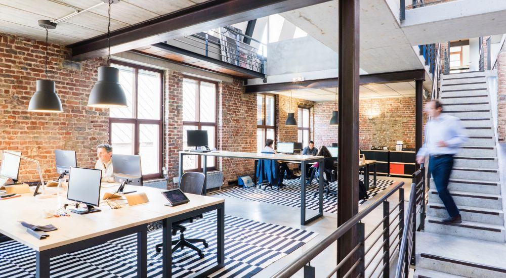 Modern Office Blog How an Office Fitout Will Boost Your Productivity v2