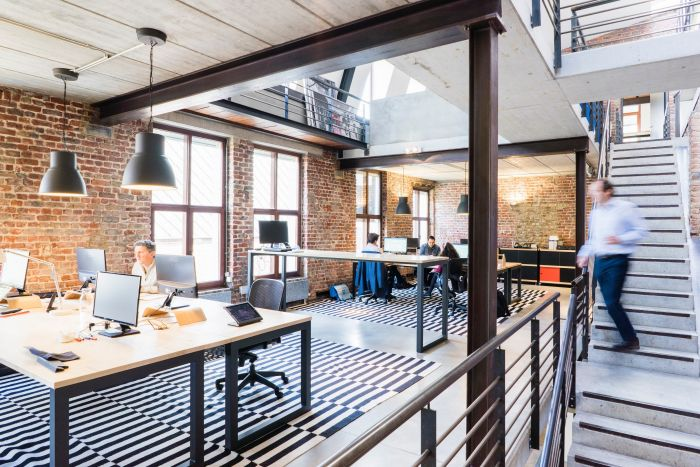 Modern Office Blog How an Office Fitout Will Boost Your Productivity