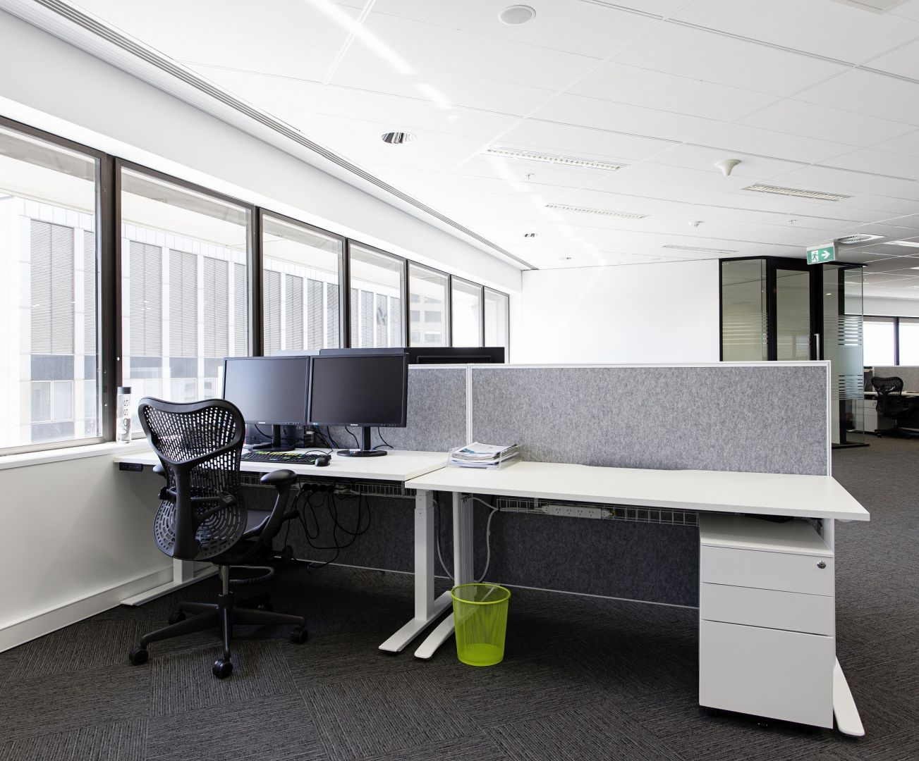 Munro Partners Office Fitout 12