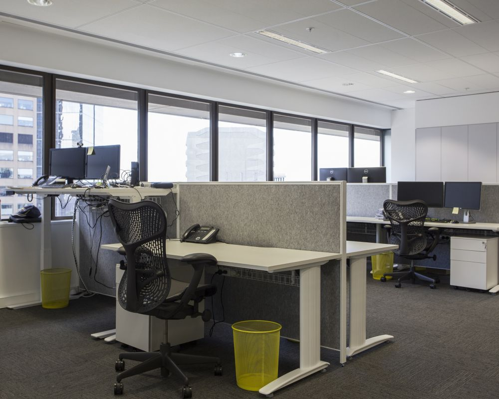 Munro Partners Office Fitout 2