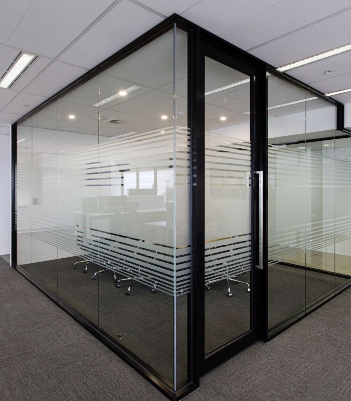 Munro Partners Office Fitout 6