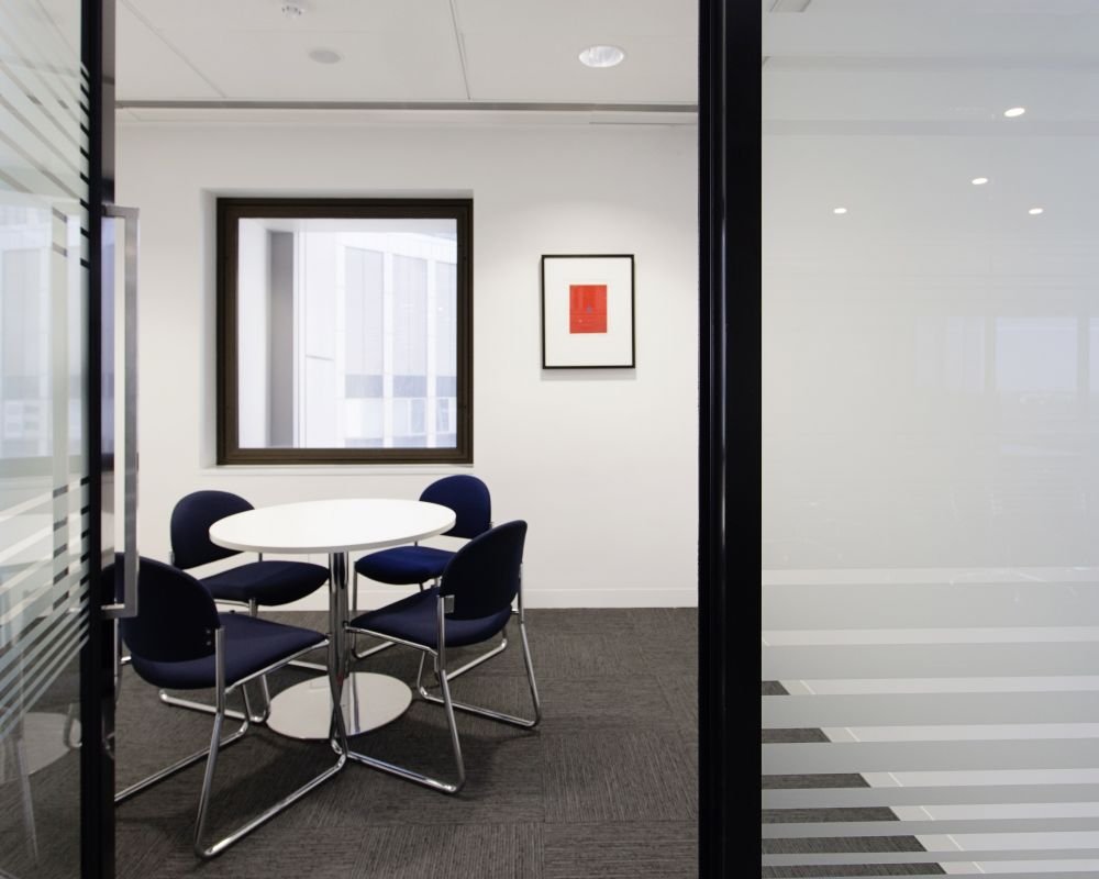 Munro Partners Office Fitout 8