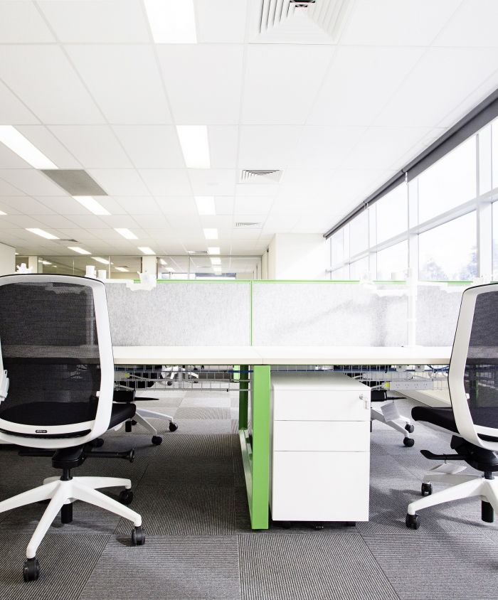Murray River Organics Office Fitout 5