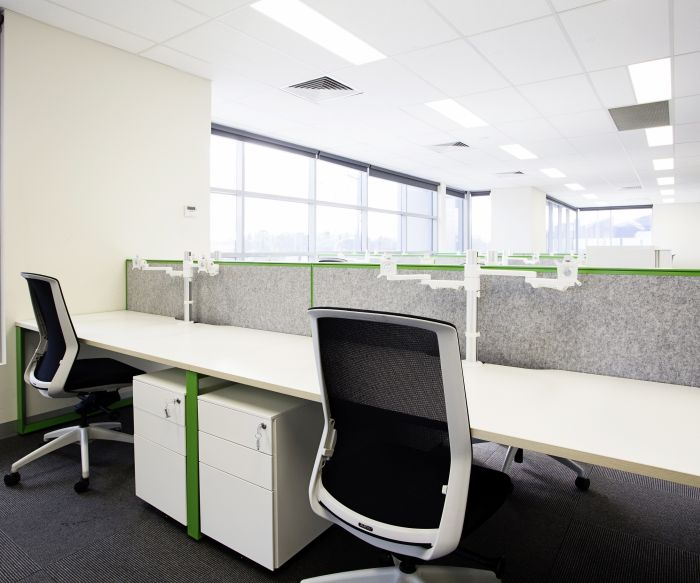 Murray River Organics Office Fitout 6
