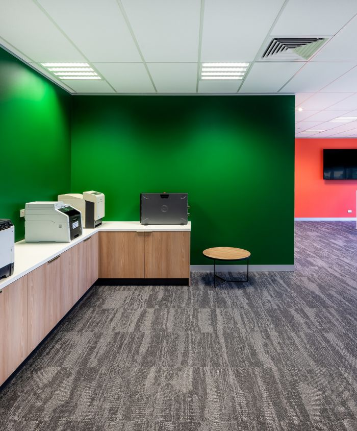 Omnicell Office Fitout 10