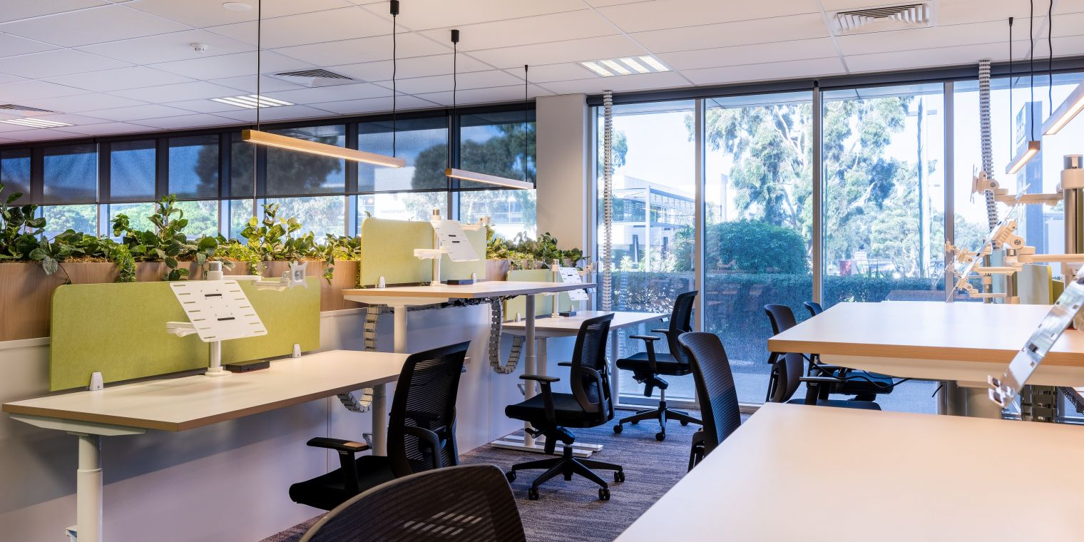 Omnicell Office Fitout 3