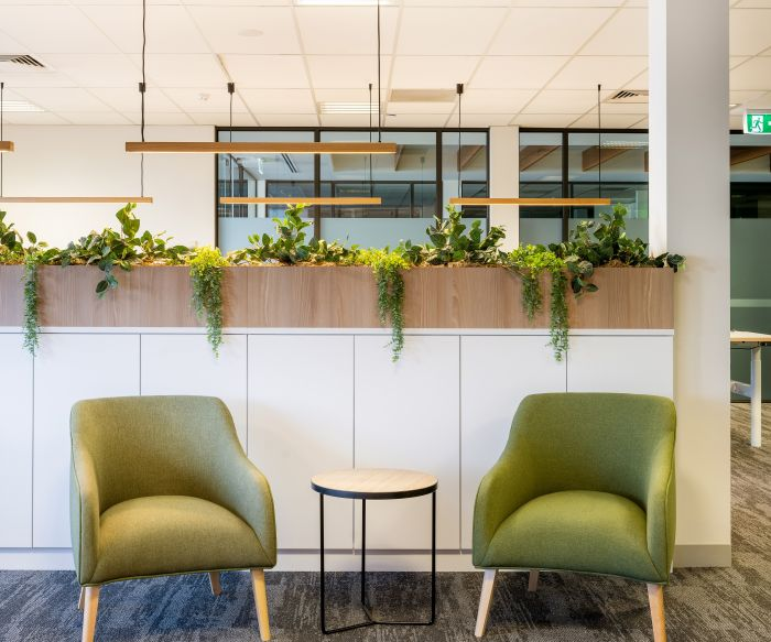 Omnicell Office Fitout 9