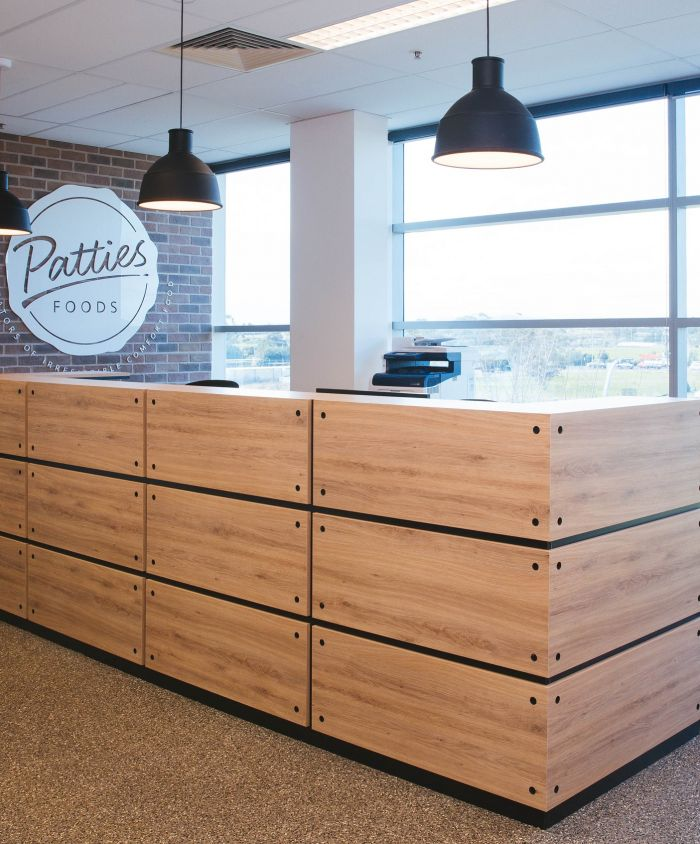 Patties Office Fitout 19