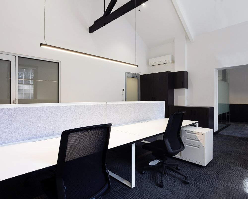 Peter Berry Office Fitout 1