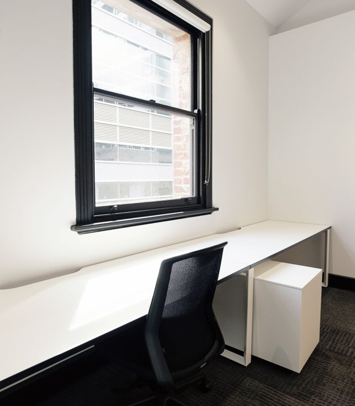 Peter Berry Office Fitout 2