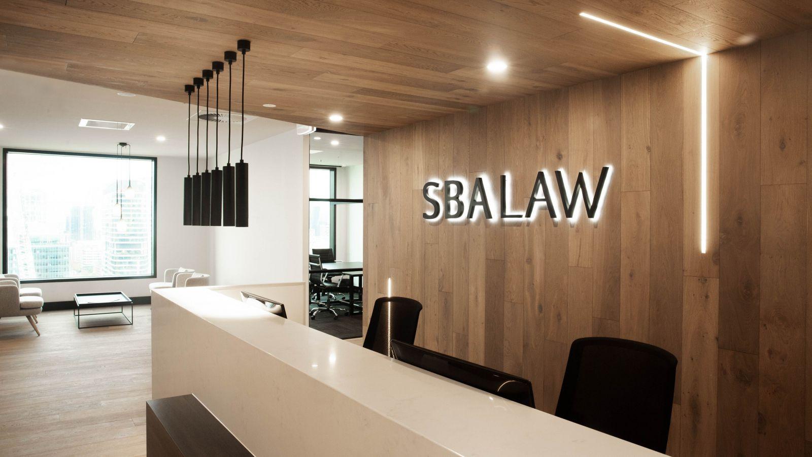 SBA Law Office Fitout 8