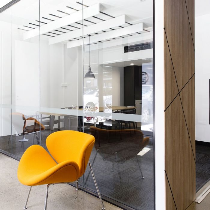 Sornem Private Wealth Office Fitout 2