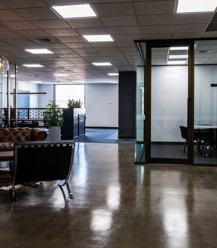 Supra Capital Office Fitout 2