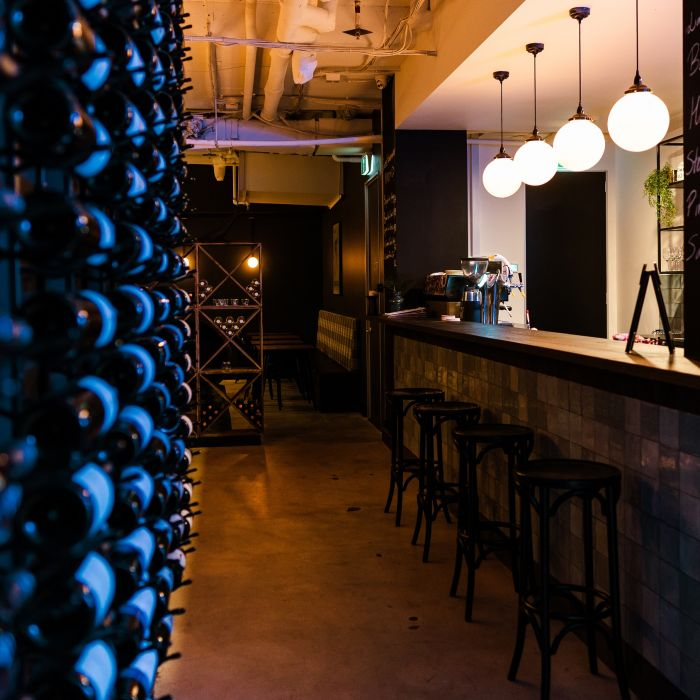 Thataboy Wine Bar Bar Fitout 2