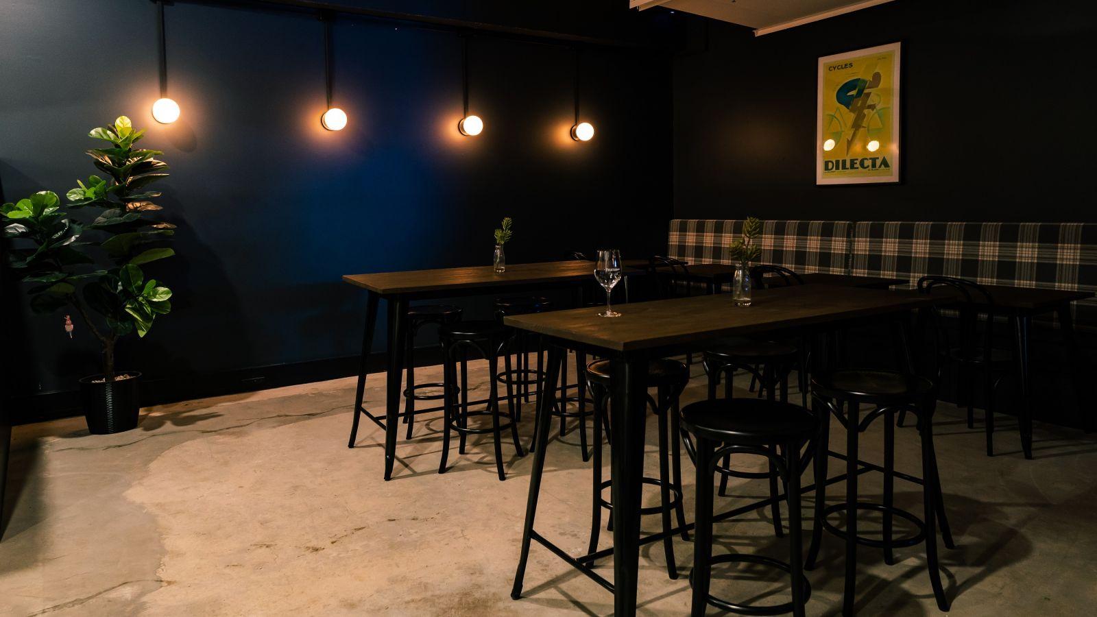 Thataboy Wine Bar Bar Fitout 3
