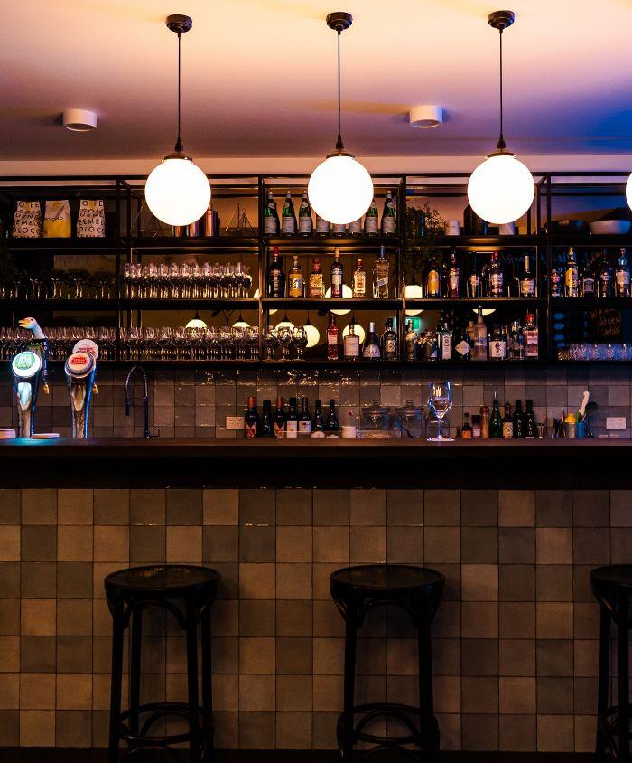 Thataboy Wine Bar Bar Fitout 5