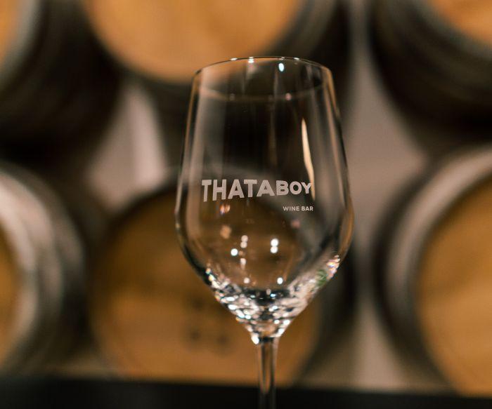 Thataboy Wine Bar Bar Fitout 8