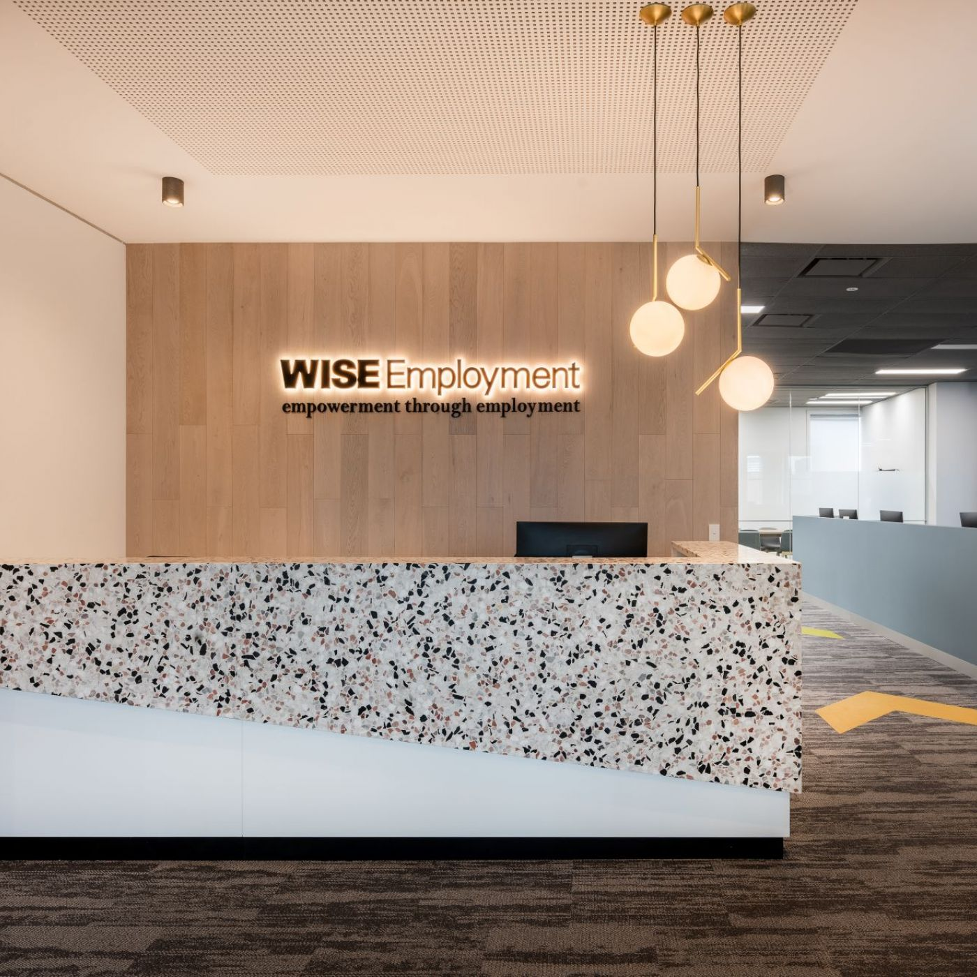 Wise Employment Reception