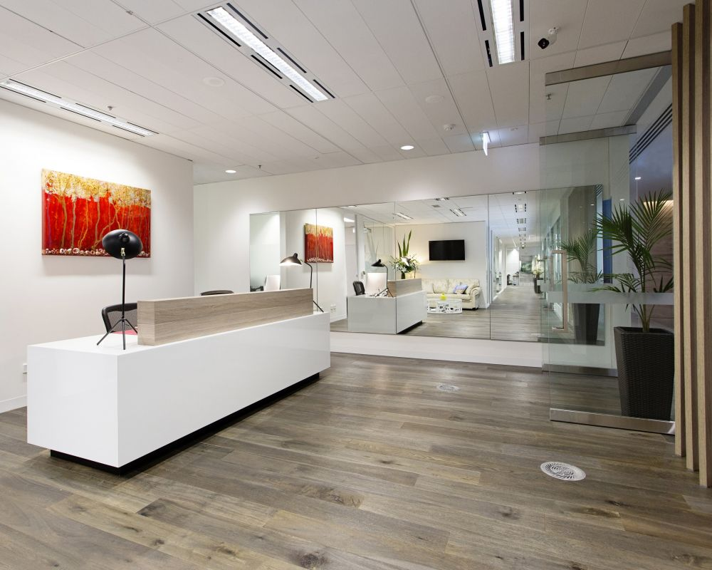 Workspaces Office Fitout 1