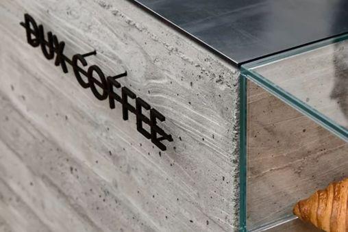 dux coffee bar cover